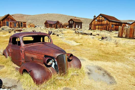 10 of the Best Ghost Towns of the West-MainPhoto