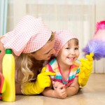 12 Ways to Get Your Kids Into Cleaning-MainPhoto