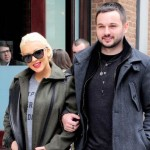 Christina Aguilera Shows Off New Baby Bump in NYC-MainPhoto