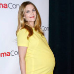 Drew Barrymore Shows Off Her Bump at Red Carpet-MainPhoto