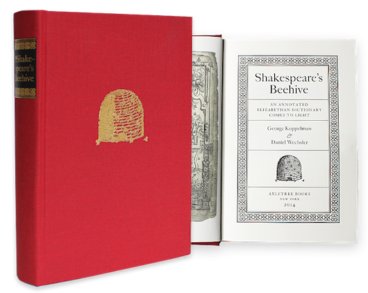 Shakespeare's Dictionary