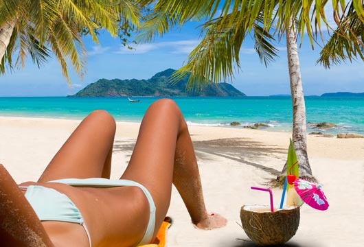 10 American Beach Vacation Spots You Must See to Believe-MianPhoto