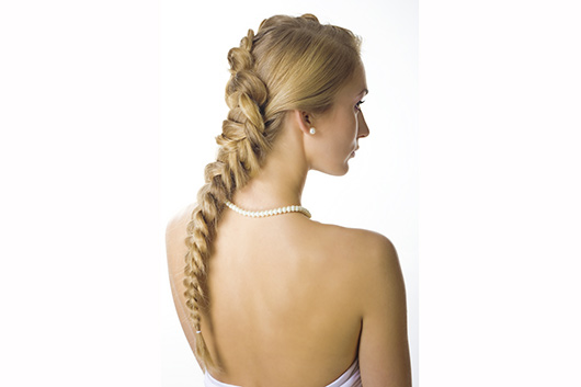 20 up-do ideas for brides that wont make your head look like a cake-Photo4