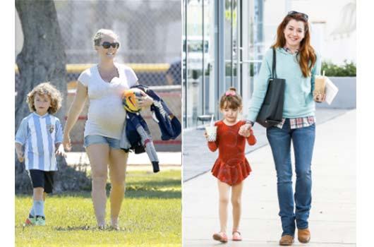 How Hollywood Moms Are Spending Mother's Day-MainPhoto