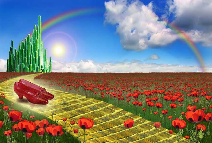 20 Life Lessons From The Wizard Of Oz Mamiverse