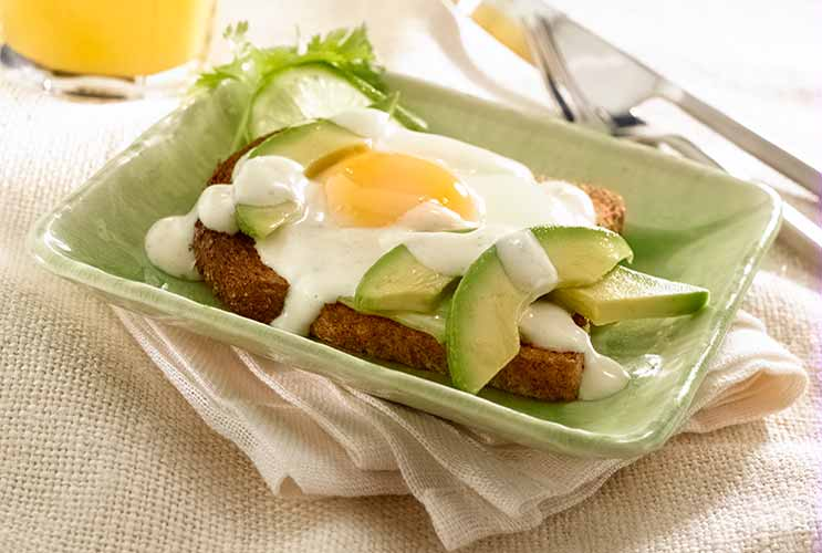 Green Eggs No Ham Avocado Breakfast Sandwiches-MainPhoto