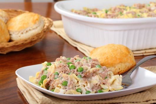 grown up tuna noodle casserole traditionally tuna noodle casserole ...