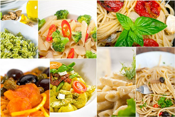 Italian food 10 regional pasta recipes italian cuisine for About italian cuisine