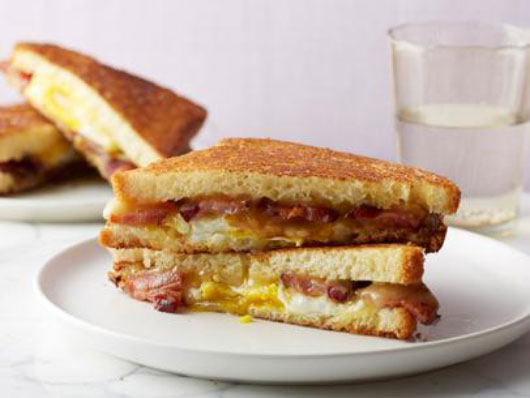 15 Ideas For An Awesome Grilled Cheese Sandwich Grilled