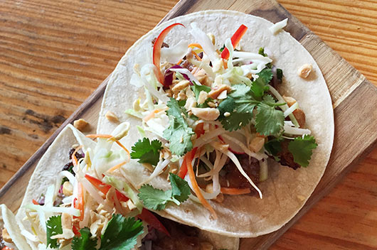 Asian-Style Tacos at the South Beach Wine & Food Festival-Photo2