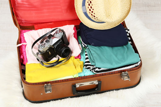 tips packing, packing simpel, tips travelling