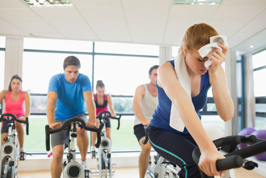 Are You Over-Exercising? – Working Out Too Much | Mamiverse