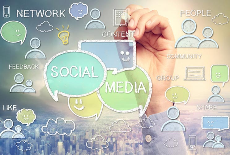 positive impact of social networking sites