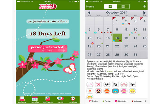5 Period Apps You Need to Try - How to Track Your Period | Mamiverse