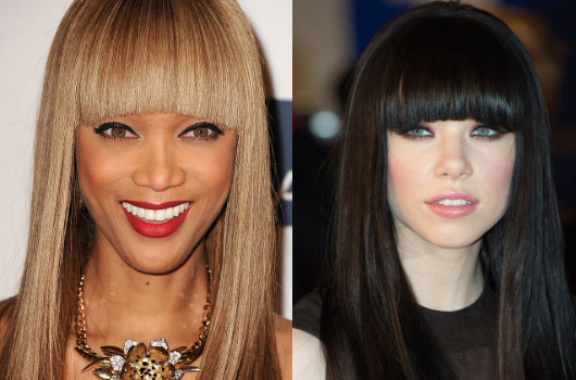 8 Cute Bangs To Match Your Face Photo 5
