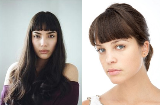 8 Cute Bangs To Match Your Face Photo 8