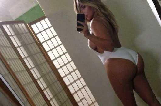 Instagram Butts The Worlds 20 Most Famous Gravity Defying Booty Selfies Main Photo